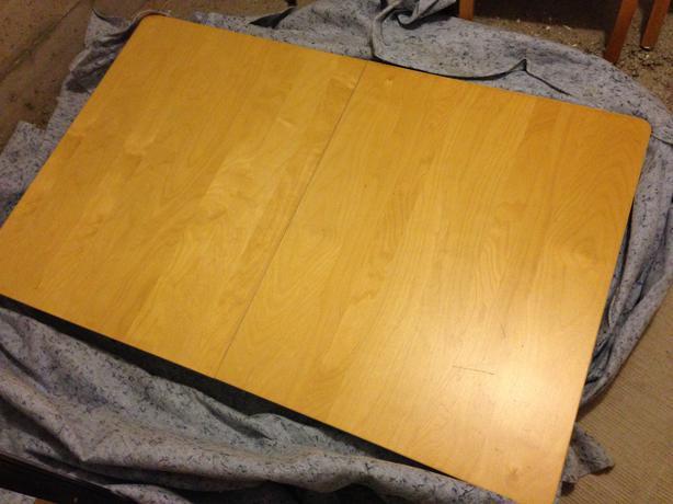 Ikea expandable table and 8 chairs shawnigan lake cowichan - Expandable table ikea ...