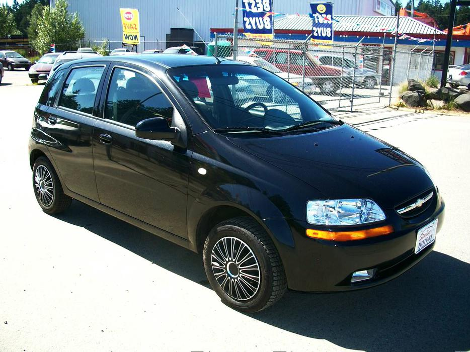 2005 only 45 000 kms mint chevy aveo 3895. Black Bedroom Furniture Sets. Home Design Ideas