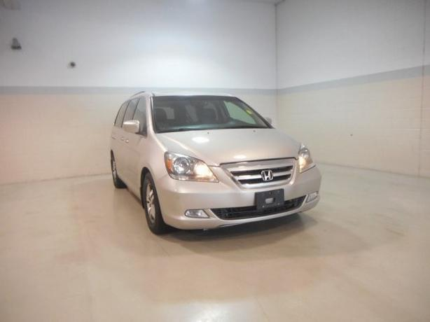 Gt Gt 2007 Honda Odyssey Touring Certified Preowned Immaculate Nav Vancouver City Vancouver