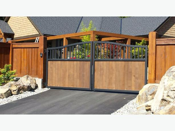 "Westcoast Custom Gates Ltd - ""Custom, Innovative Designs"""