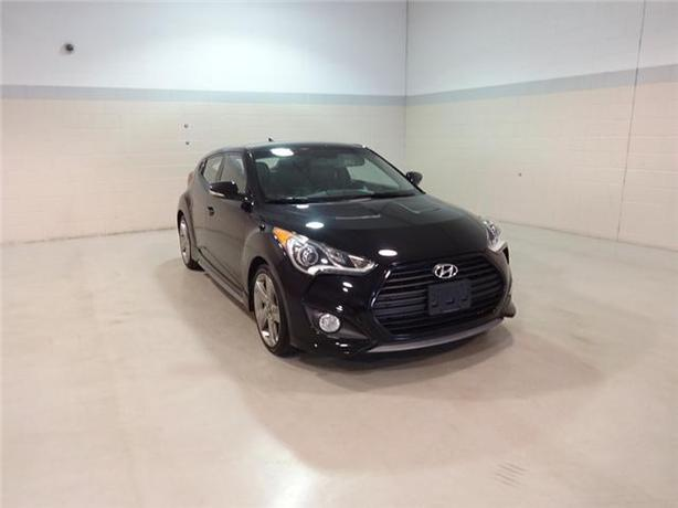Gt Gt 2014 Hyundai Veloster Turbo Nav Bluetooth Sunroof Low