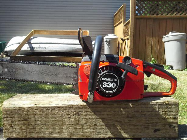 Homelite 330 Chainsaw South Nanaimo  Nanaimo