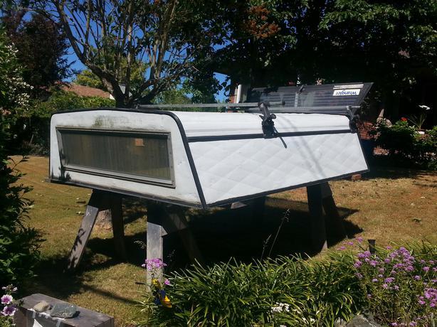 Aluminum Truck Canopy : Aluminum truck canopy saanich victoria