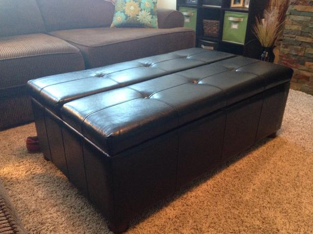 ottoman hide a bed campbell river comox valley. Black Bedroom Furniture Sets. Home Design Ideas