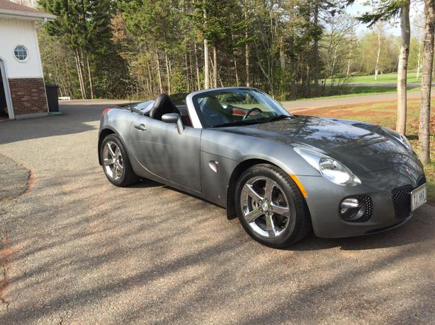 2007 pontiac solstice gxp turbo prince county pei. Black Bedroom Furniture Sets. Home Design Ideas