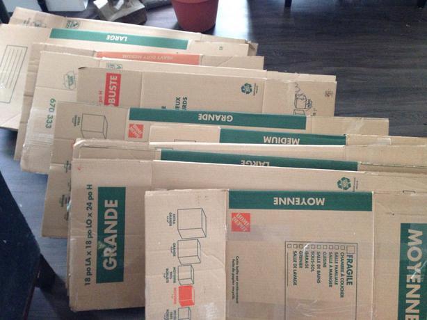 Moving Boxes North Regina Regina