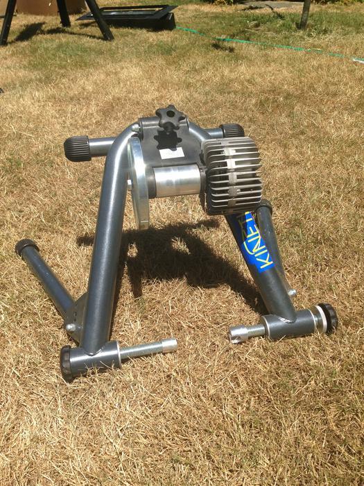 kurt kinetic road machine fluid trainer