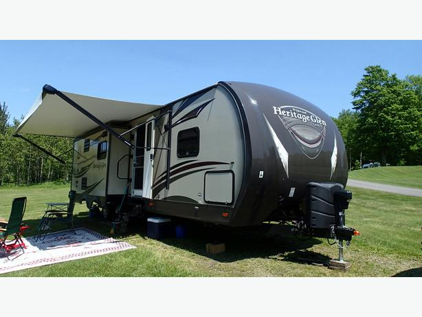 Wonderful Please Describe The Reason You Think That This Ad Should Be Removed From Kijiji Your Feedback  Buy Yourself A Travel Trailer Youll Be The King Of Your Portable Castle! Lucky For You, I Have One For Sale, And Youll Love It! Better Yet Though