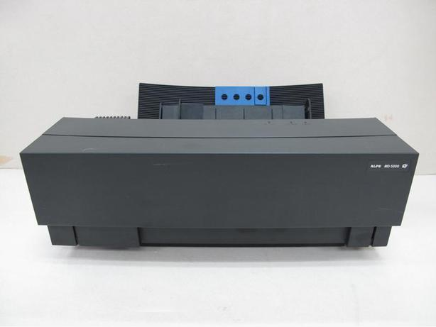 ALPS MD-5000 Dry Thermal Resin Printer