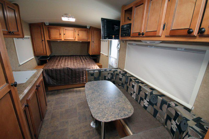 2011 Heartland Edge M23 Travel Trailer 24 6 Quot East Regina