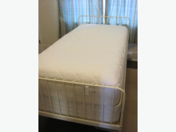 Ikea Single Metal Frame Bed Victoria City Victoria