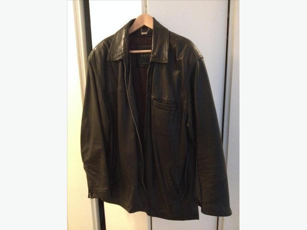 OBO - Men's leather jacket
