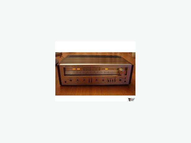 WANTED: Heavy old home audio Stereo Amplifier or Amp/AM FM Tuner
