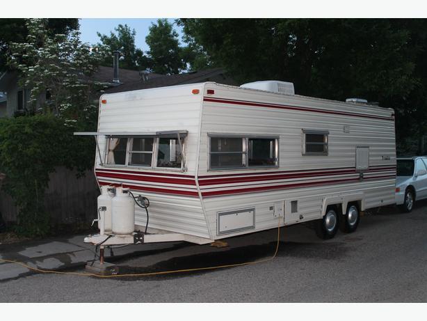 Trailers Plus Peterborough >> 1978 Prowler Travel Trailer 22 Foot North Regina, Regina