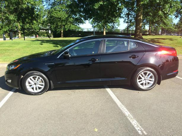 2013 kia optima lx extended warranty until 2018 langley vancouver   mobile