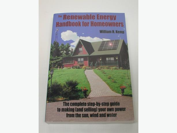 2 of Bill Kemp's Independent Home Energy Books