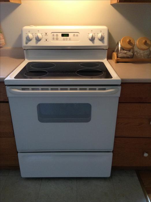 Flat Top Stove ~ Flat top stove esquimalt view royal victoria mobile