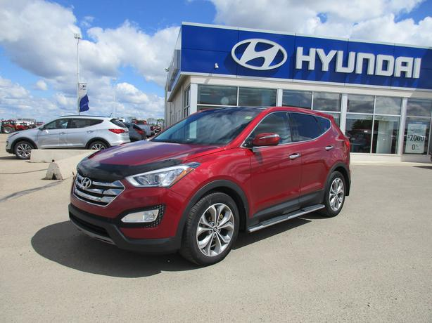 2013 hyundai santa fe sport 2 0t limited awd yorkton regina. Black Bedroom Furniture Sets. Home Design Ideas
