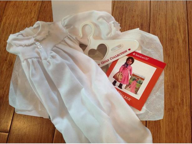 American Girl Addy's Nightgown