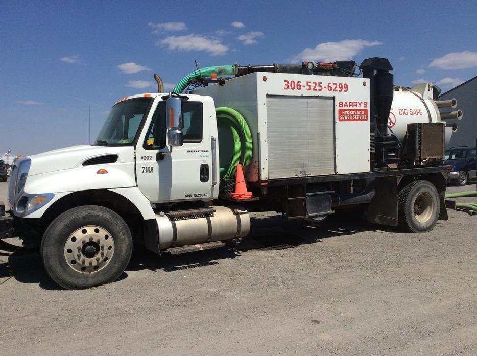 2007 sewer equipment co of america hydrovac south regina for Gear company of america