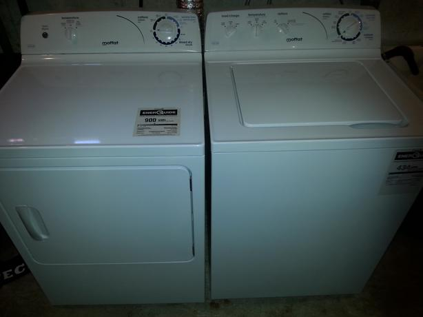Moffat Washer Amp Dryer West Shore Langford Colwood