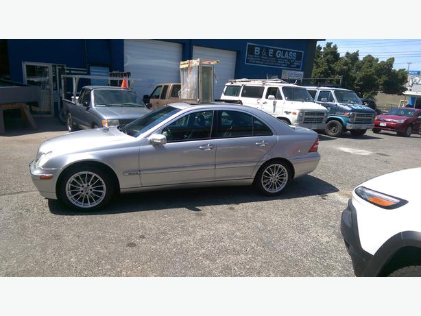2001 mercedes c240 saanich victoria for Mercedes benz c240 tune up