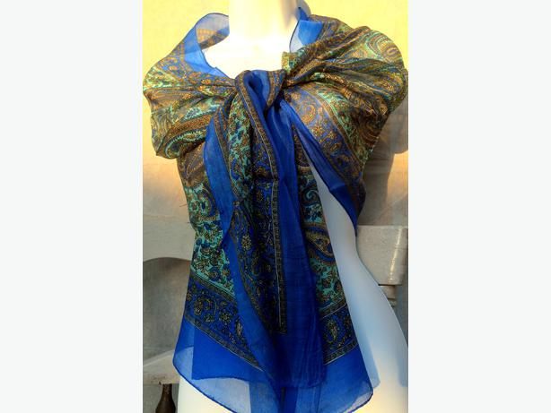 Pure Silk Scarves Straightly Imported From The Heart Of