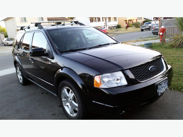 2005 ford freestyle limited north saanich sidney victoria. Black Bedroom Furniture Sets. Home Design Ideas