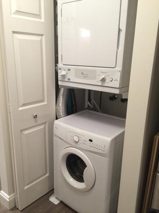Full size stackable washer and dryer brand new full size stacked apartment size washer and dryer - Apartment size stackable washer and dryer ...