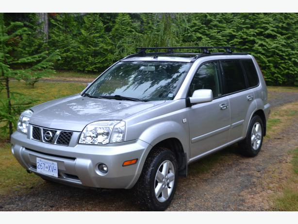 2006 nissan xtrail quadra island campbell river. Black Bedroom Furniture Sets. Home Design Ideas