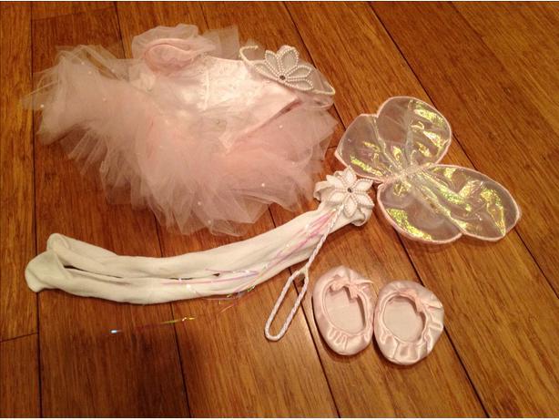 American Girl Ballet Costume