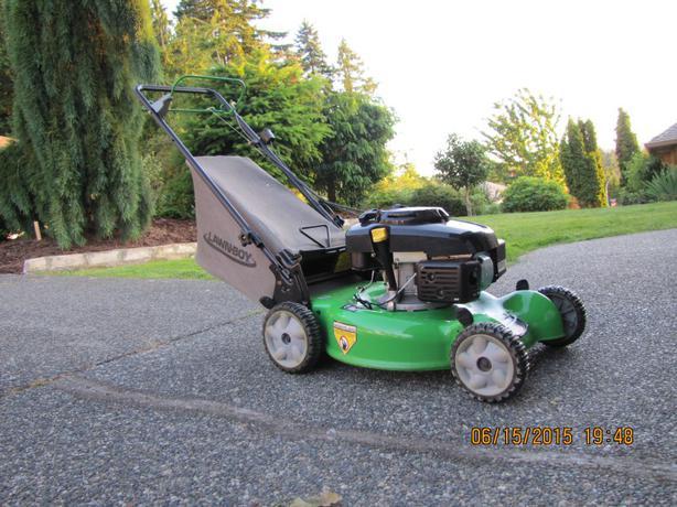 Lawn Boy Self Propelled Gas Lawn Mower North Nanaimo Nanaimo