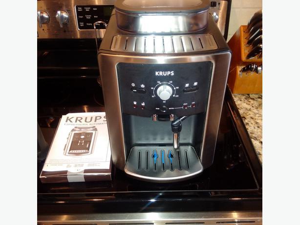 Krups Coffee Maker Grinder Problems : Krups Espresso Machine Orleans, Ottawa