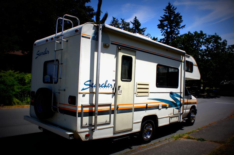 1994 Ford Jamboree Motorhome With Generator Price
