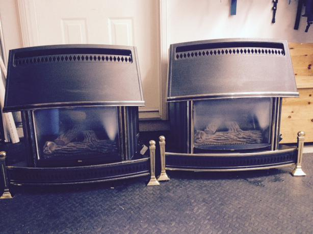 Stand Alone Gas Fireplace Victoria City Victoria