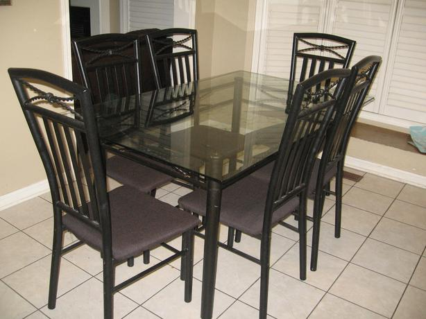 Dining table for sale Scarborough Toronto : 47385238614 from www.usedtoronto.com size 614 x 460 jpeg 44kB