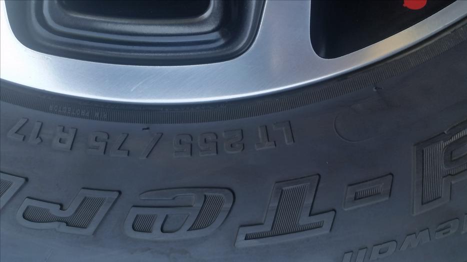 5 Jeep Rubicon Wrangler Wheels Tires Tpms Sensors