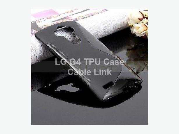 New S line TPU Case for LG Optimus G4