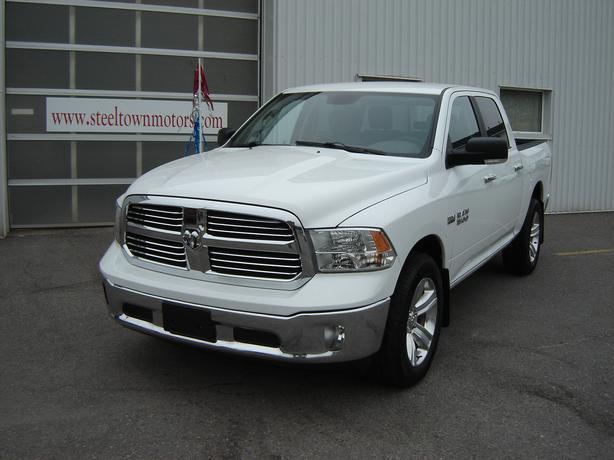 2013 dodge ram big horn crew 4x4 tow package sault ste marie sault ste marie. Black Bedroom Furniture Sets. Home Design Ideas