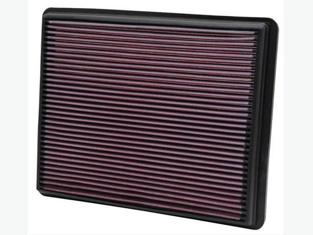 K&N Air Filter  GM 1999 and Up Trucks