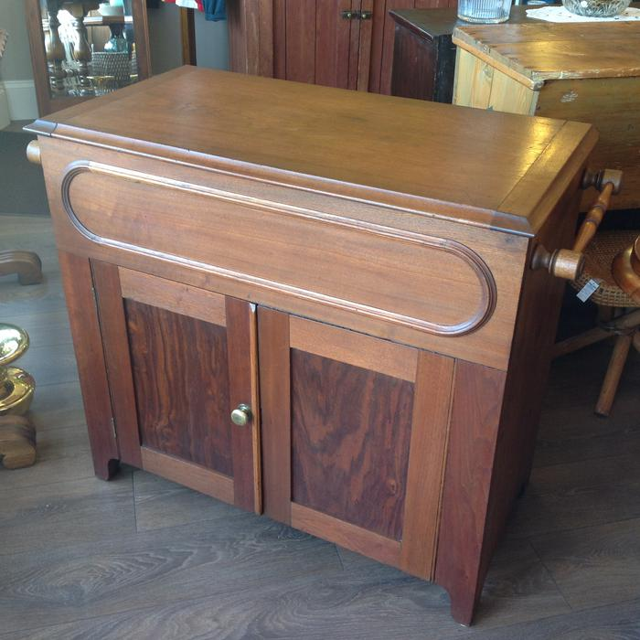 Dry Sink Washstand Cabinet Outside Nanaimo, Parksville