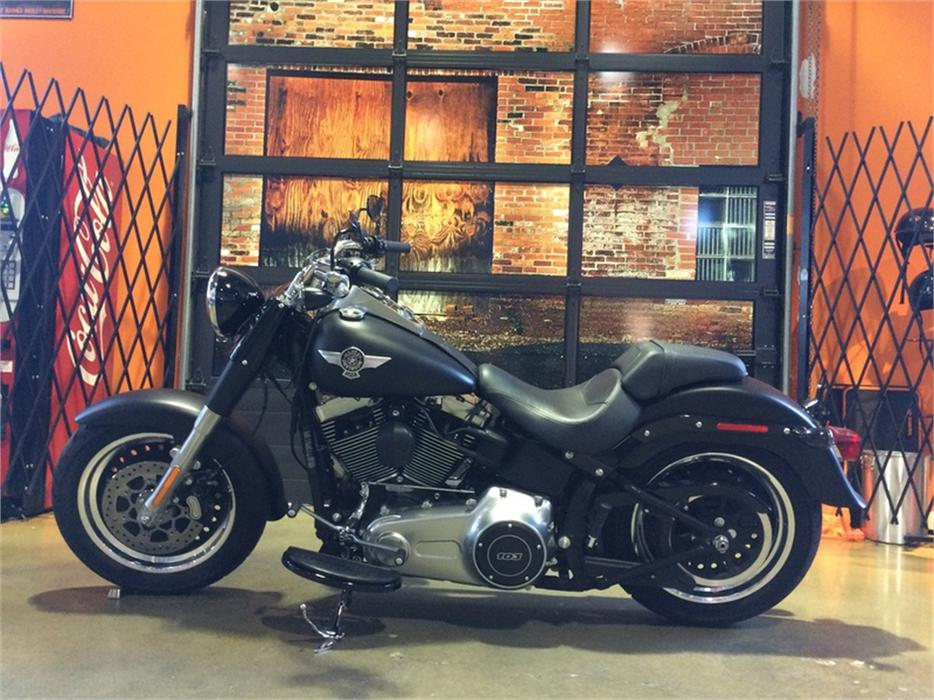 2015 harley davidson flstfb softail fat boy lo outside nanaimo nanaimo mobile. Black Bedroom Furniture Sets. Home Design Ideas