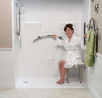 Accessible Showers Roll In Showers Outside Ottawa
