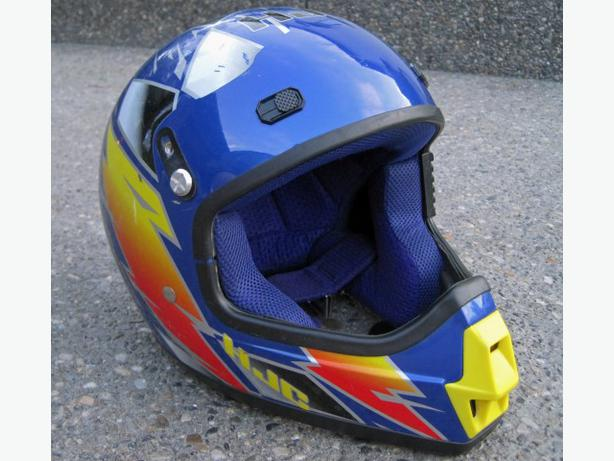 Motorcross Helmet ~ Small