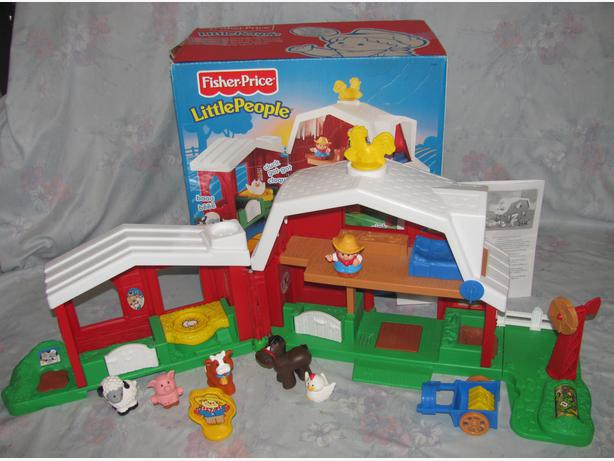 Little People Farm, Animal & Zoo Toys ... - Fisher-Price