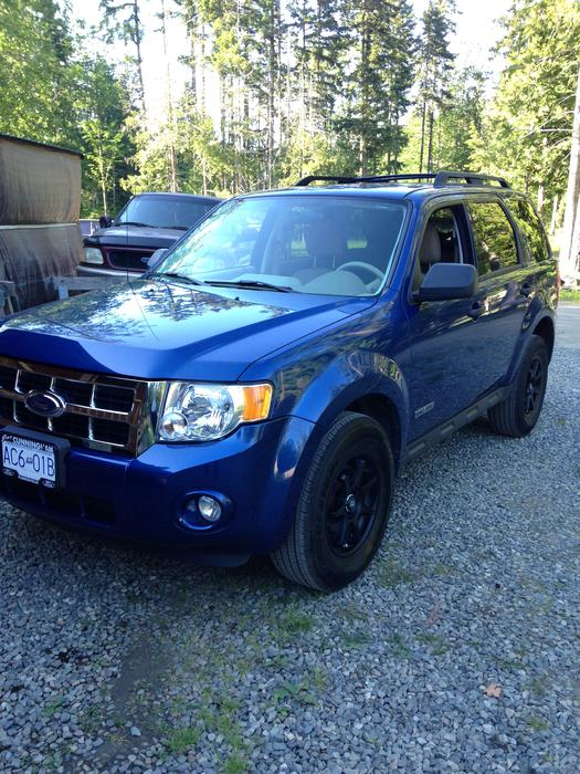 Ford 7600 Problems : Ford escape xlt fwd parksville nanaimo mobile