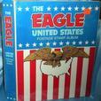 EAGLE U.S. STAMP ALBUM