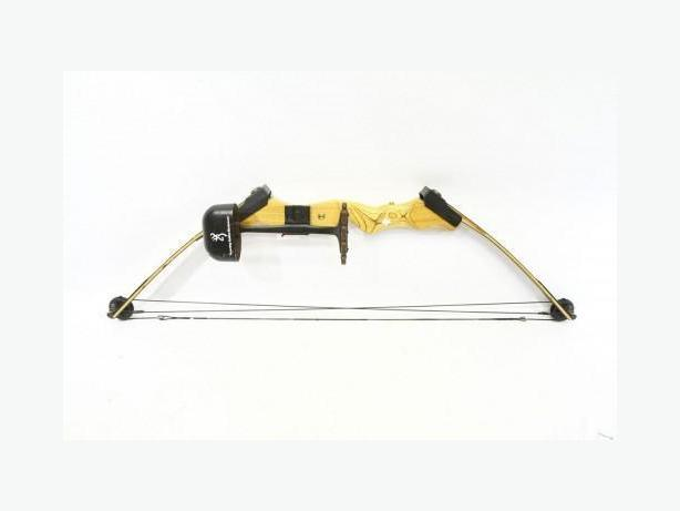 "BROWNING Herman's Deluxe | Nomad HN7A Compound Bow 43"" Right Hand"