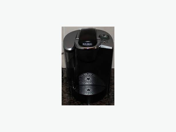 Keurig B60 Single Serve Coffee Maker Plus Reusable My K-cup Filter Lake Cowichan, Cowichan
