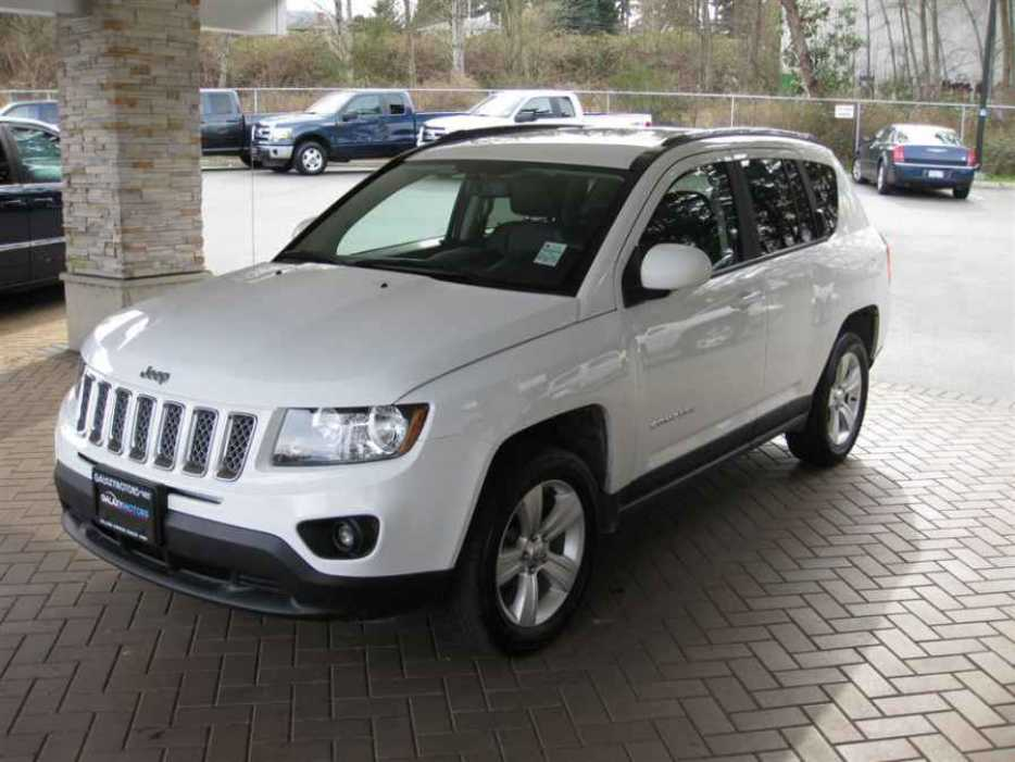 2014 jeep compass sport north outside victoria victoria. Black Bedroom Furniture Sets. Home Design Ideas